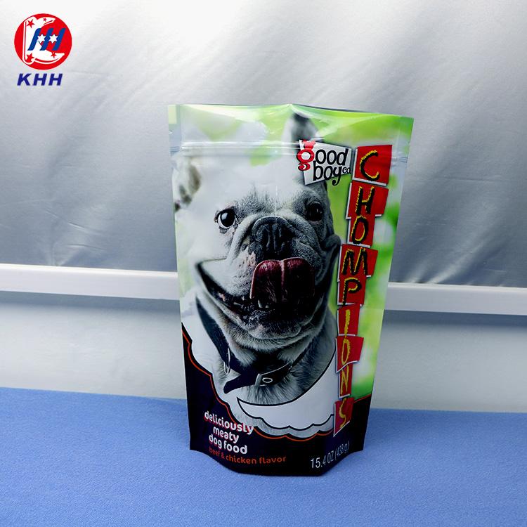 三边封狗粮食品塑料袋