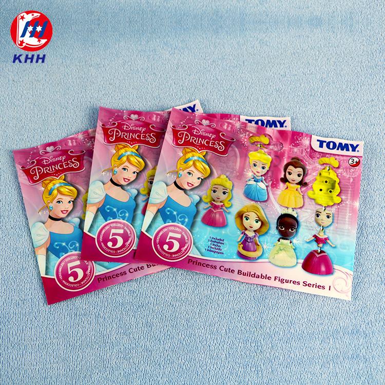 芭比娃娃玩具包装袋