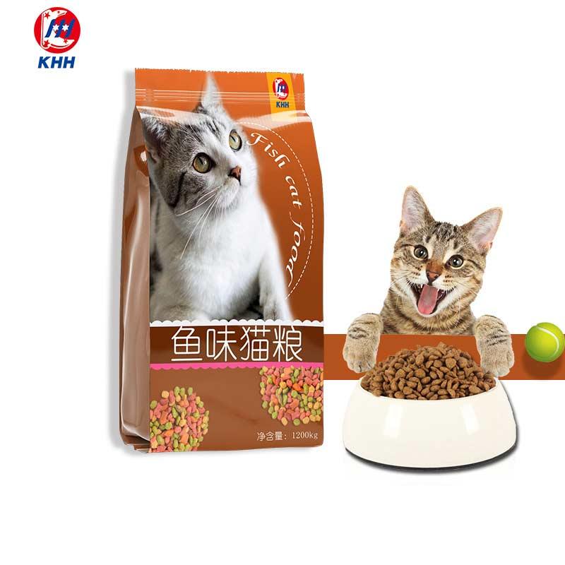 猫粮宠物食品袋