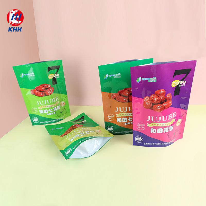 「自立袋」休闲食品包装袋